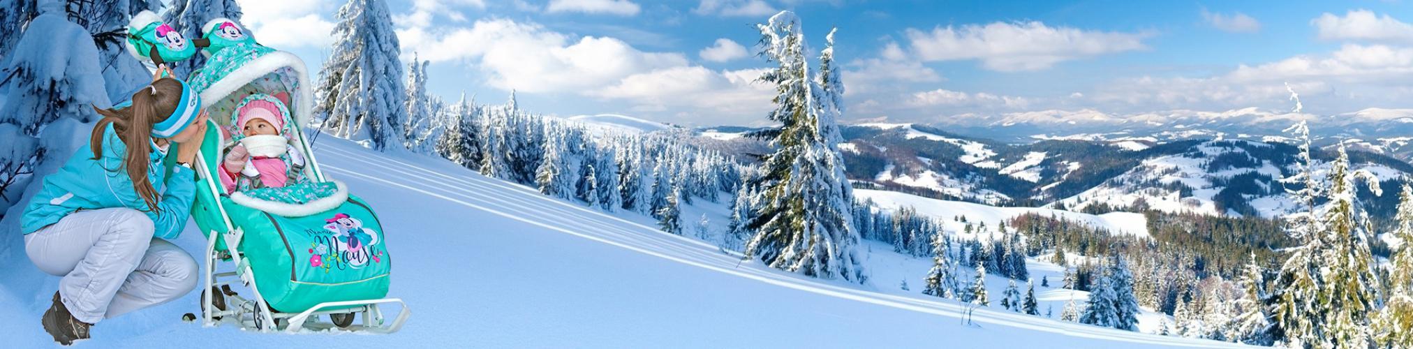 Make choice of sled stroller