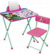 "Kids furniture set Disney ""Fairies, Alphabet"" (D2F1)"