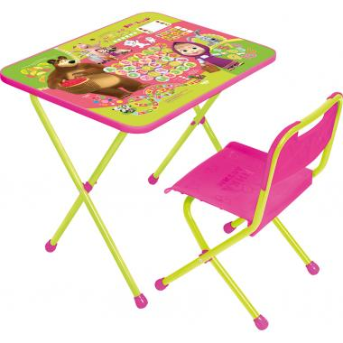 "Kids furniture set ""Masha and the Bear"" (KP)"