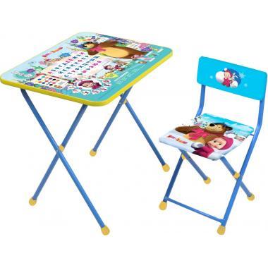 "Kids furniture set ""Masha and the Bear"" (KP2)"