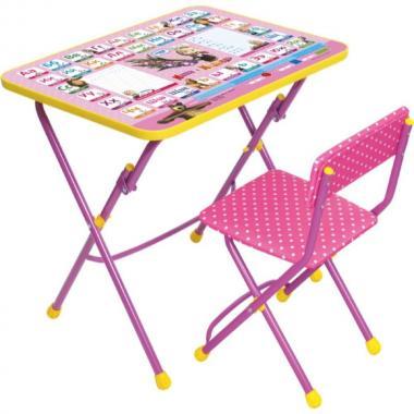 "Kids furniture set ""Masha and the Bear"" (KU1)"