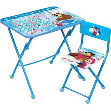 "Kids furniture set ""Masha and the Bear"" (KU1)"