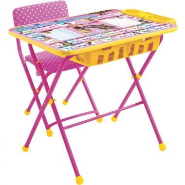 "Kids furniture set ""Masha and the Bear"" (KU2P)"
