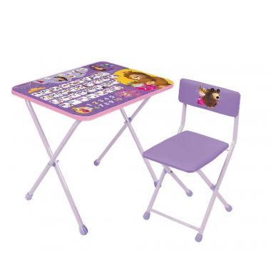 """Kids furniture set """"Masha and the Bear"""" (MMD2/A1)"""