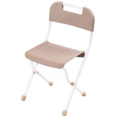 Children's chair, plastic seat (STU2)
