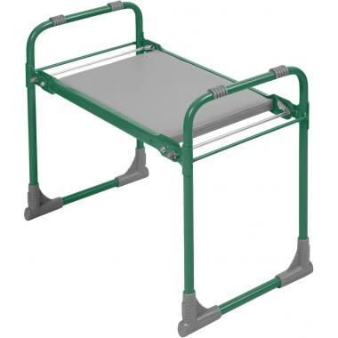 Folding garden bench with a soft seat (SKМ)
